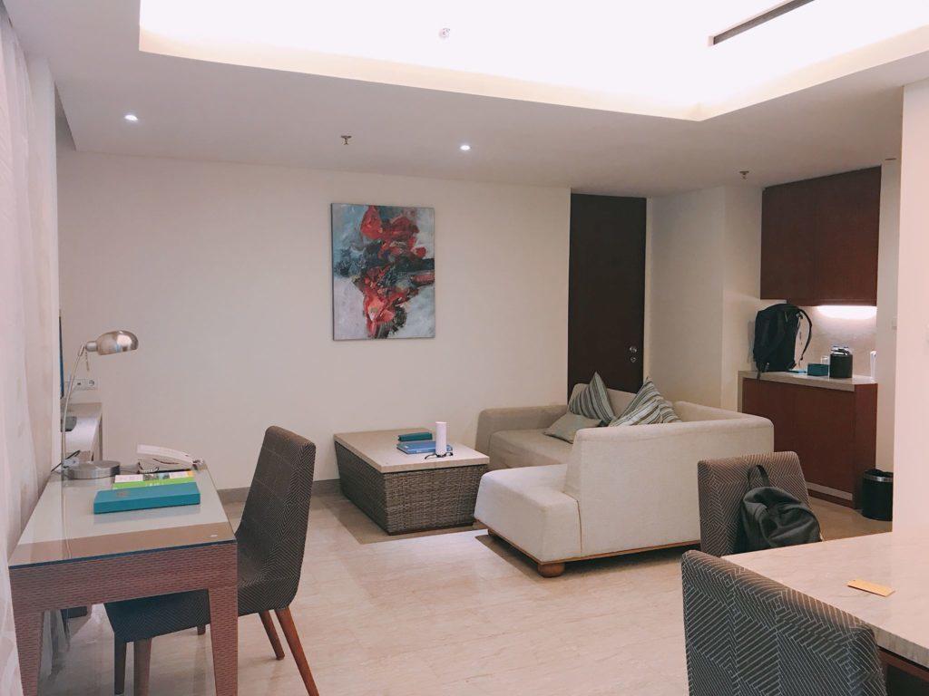 萬怡 努沙杜瓦 客廳