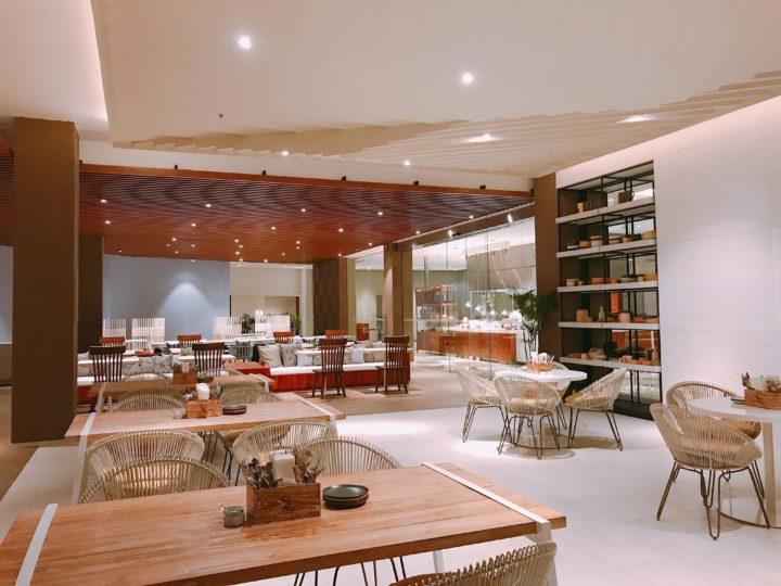 峇里島 萬麗 clay craft 餐廳